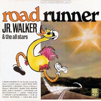 Walker ,Jr And The All Stars - Road Runner ( ltd lp )